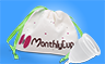 MenstrualCup - MonthlyCup - Size Mini - Bag and Cup - Mini