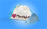 MenstrualCup - MonthlyCup - Sapphire - Size Mini - Bag and Cup - Mini