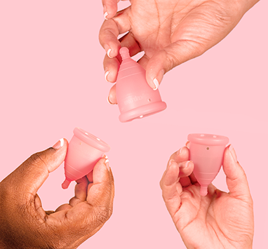 We got something for everyone - Menstrual Cup